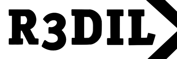 r3dil  Logo
